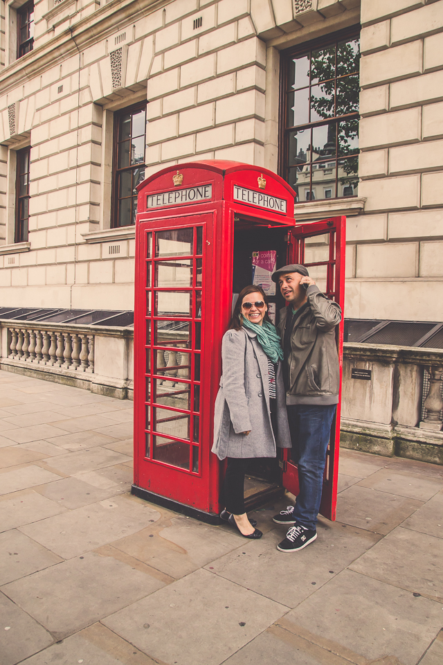 Contact Us! | London | April 2014
