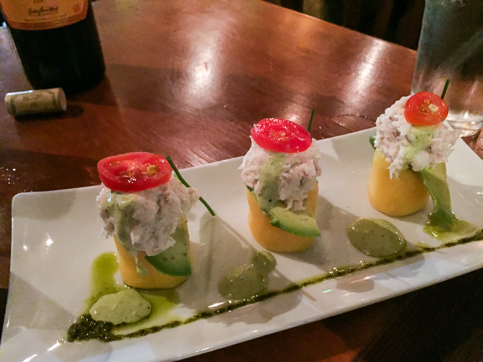 Aji Peruvian Cuisine | Long Beach Restaurant | Charla Blue Photography