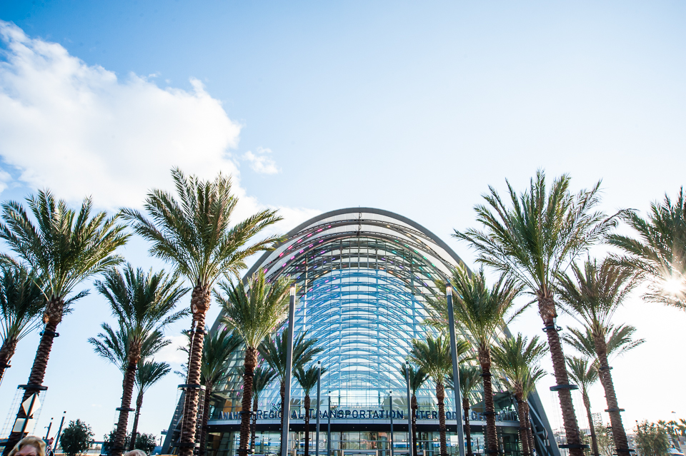 ARTIC - Anaheim Regional Transportation Intermodal Center | Travel Where You Live | Charla Blue Photography