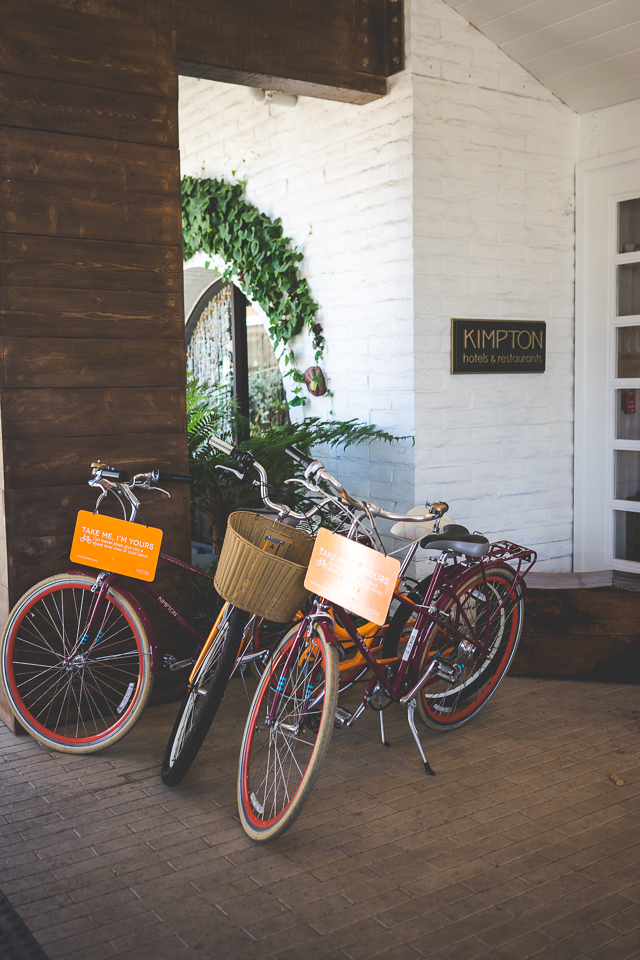 The Goodland Hotel in Goleta, CA by Charla Blue Photography