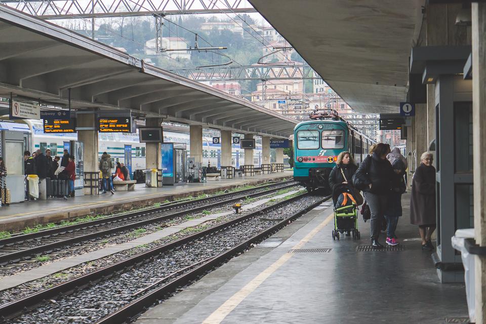 La Spezia train station