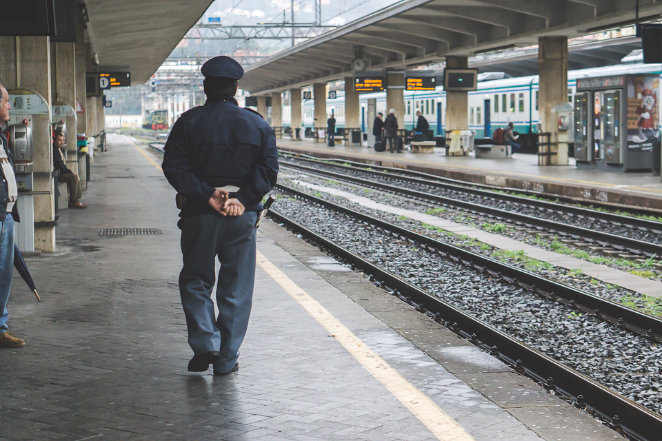 La Spezia station