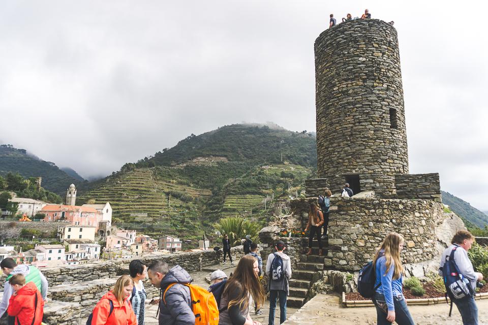 Castello Doria Vernazza