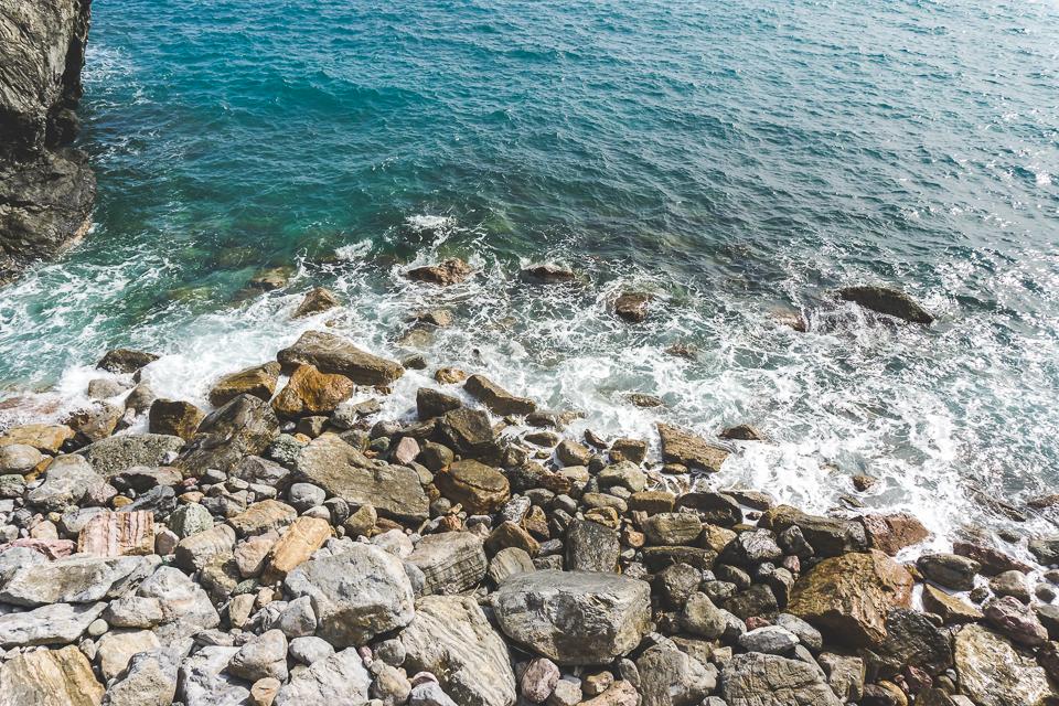 Coastline Monterosso Cinque Terre